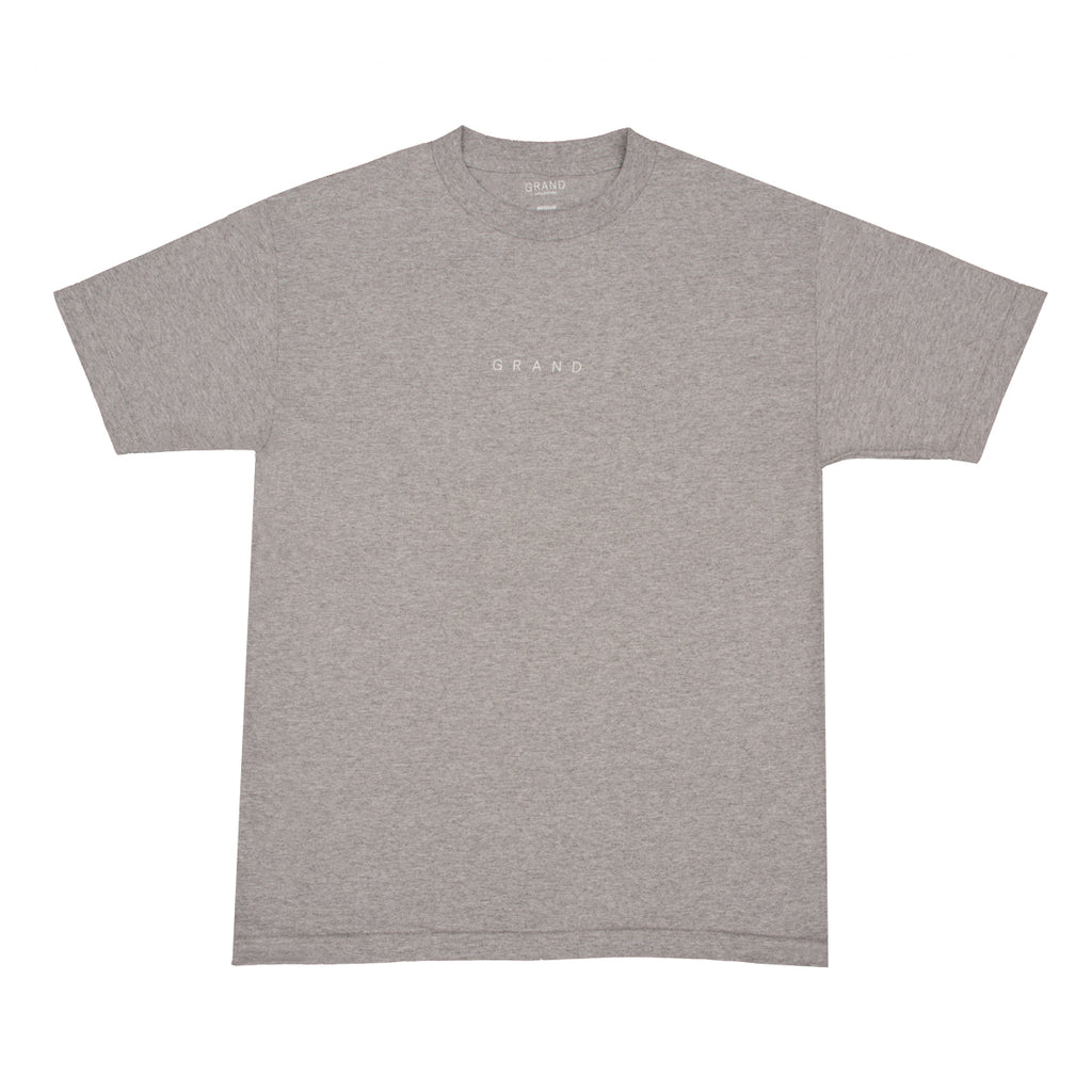 Grand Collection Tee Heather Grey