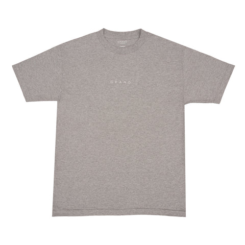 Grand Tee Heather Grey