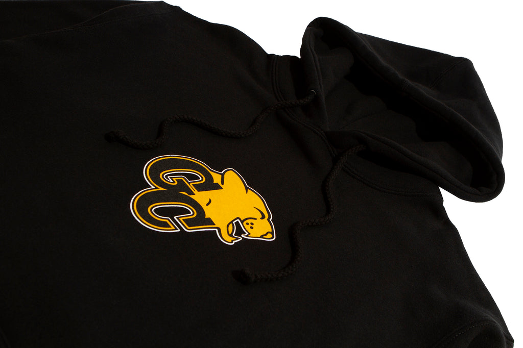 Grand Collection Lions Hoodie Black