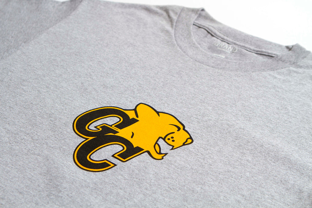 Grand Collection Lions Tee Grey