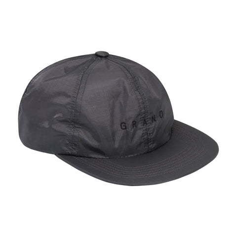 Grand Nylon Ripstop Cap Charcoal