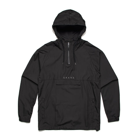 Grand Windbreaker Black