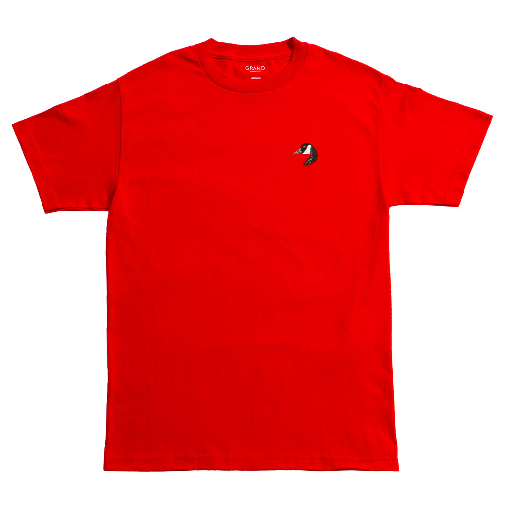 Goose Tee Red