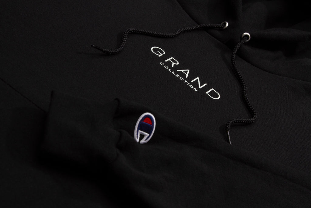 Grand Collection Hoodie Black