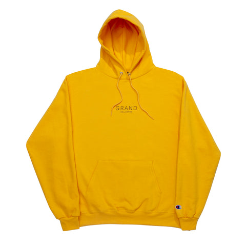 b948ecbdd4e7 Grand Collection Hoodie Gold