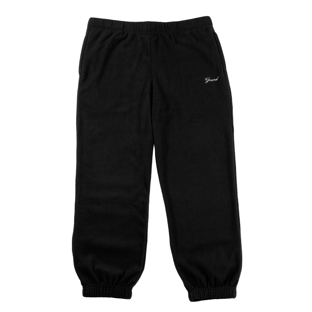 Micro Fleece Pant Black