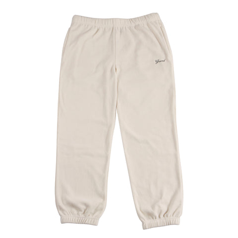 Micro Fleece Pant Cream