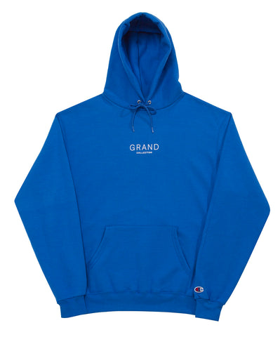 Grand Collection Hoodie Royal