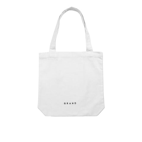 Grand Tote Bag White