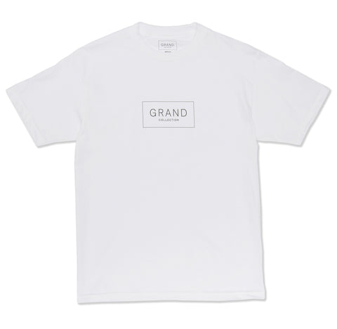 Grand Collection Tee White