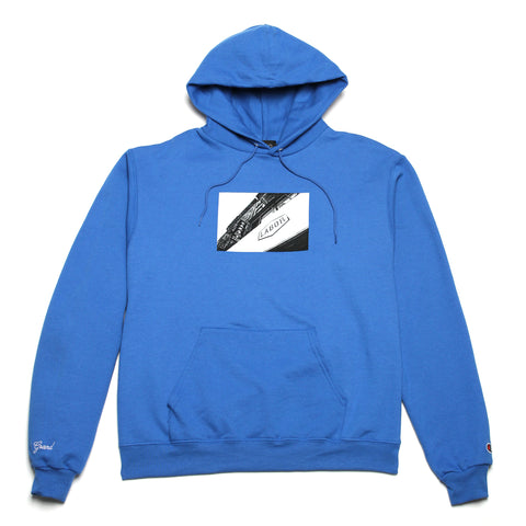 Labor X Grand Hoodie Royal