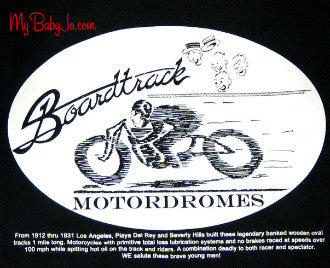 Boardtrack shirt