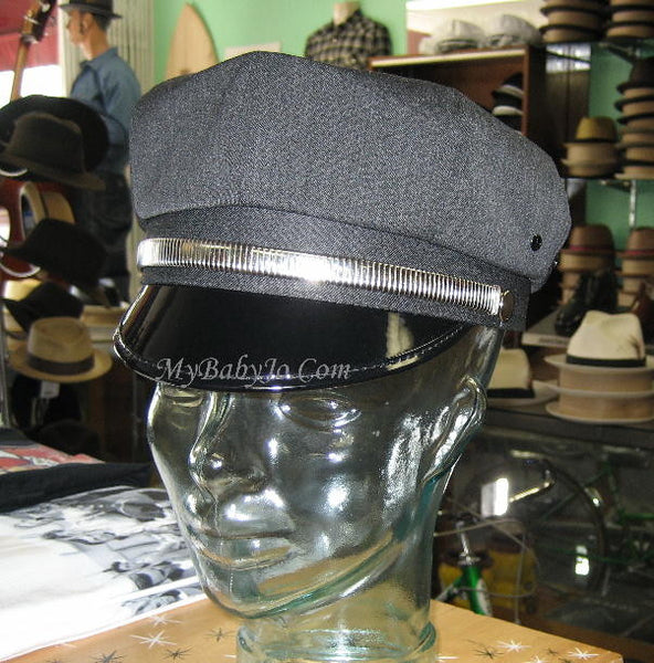 Motorcycle Cap Expansion Silver Strap