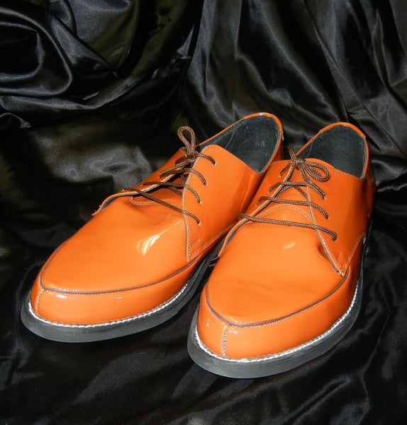 Anthony Classic Imperial Style Mens Shoes ~ Honey