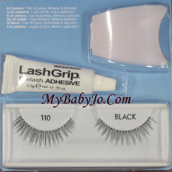 Fashion Lashes Starter Kit Number 110 ~ Clearance