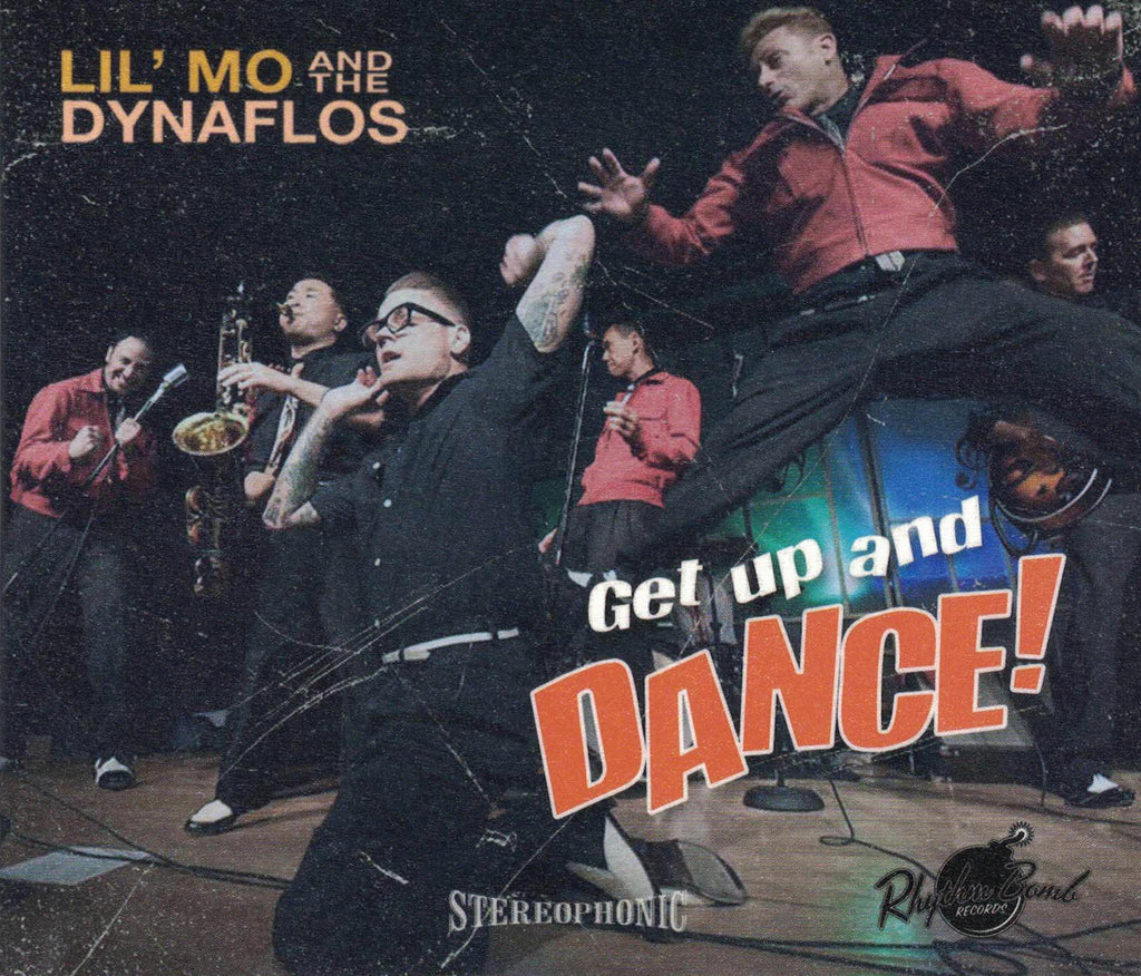 Lil' Mo and The Dynaflos Get Up And Dance CD