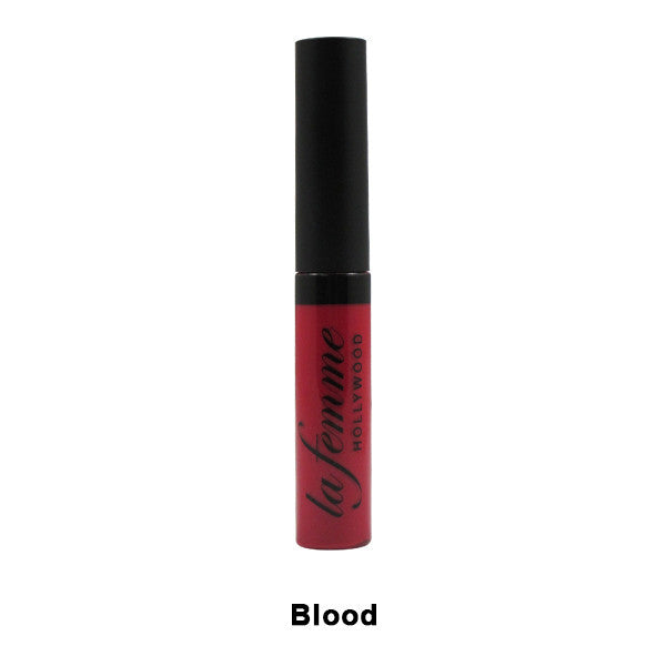 La Femme Hollywood Lip Stain ~ Blood
