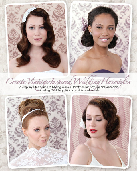 Book: Vintage Inspired Wedding Hairstyles