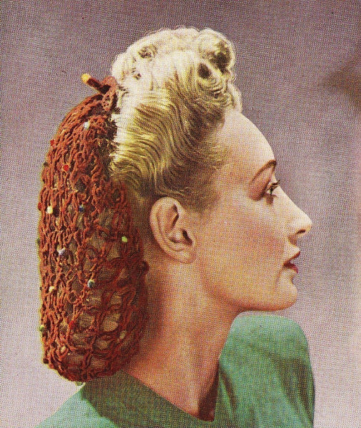 Snood Hair Net