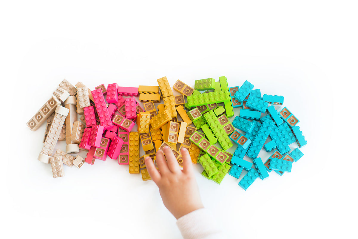 eco-bricks color