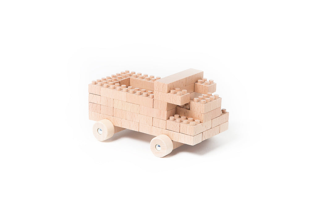 Eco-bricks™ 145pcs - Once Kids