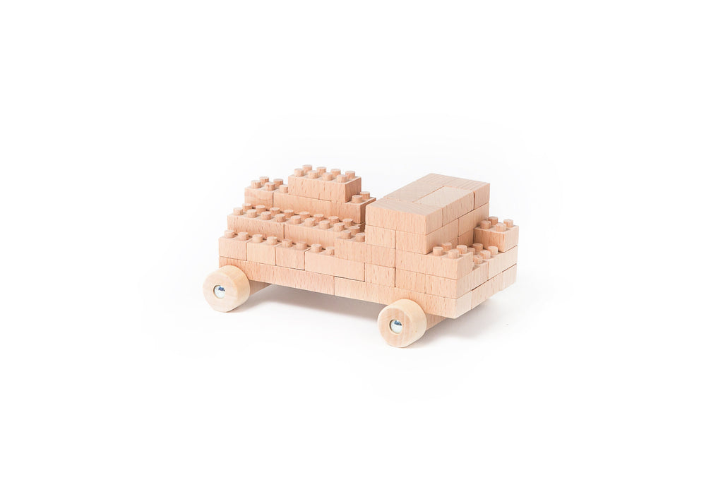 Eco-bricks™ 90pcs - Once Kids