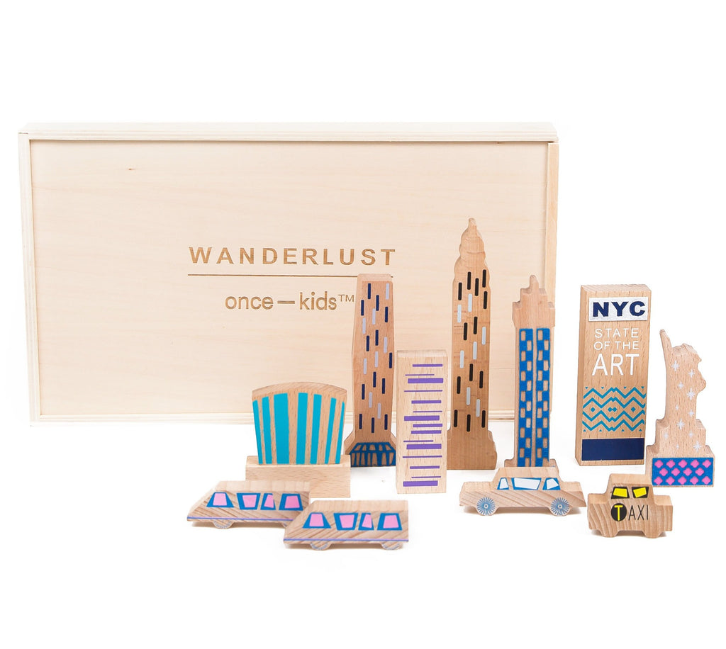 Wanderlust New York City.