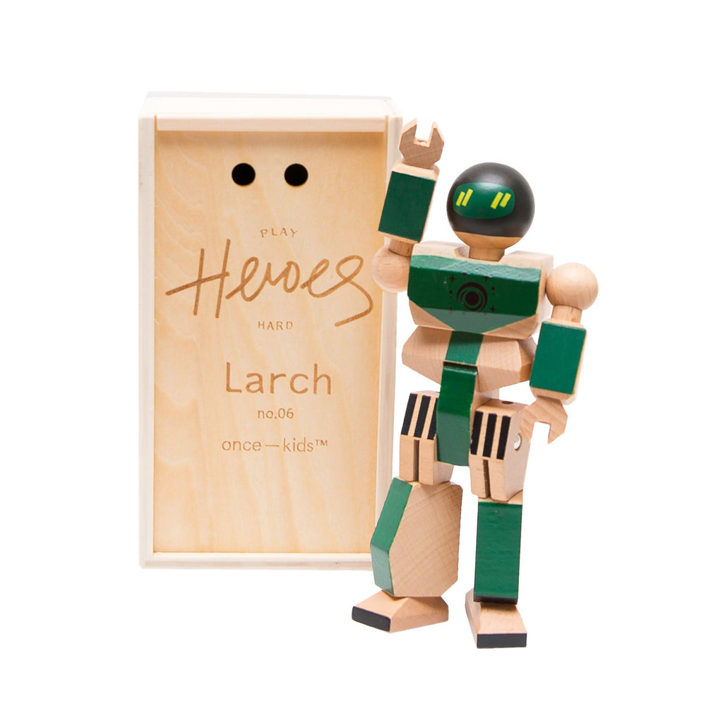 Playhard Heroes #6 Larch - Once Kids