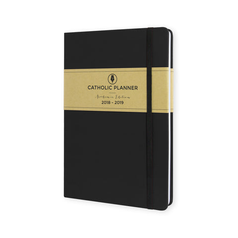 2018-2019 Catholic Planner Compact | Academic Edition