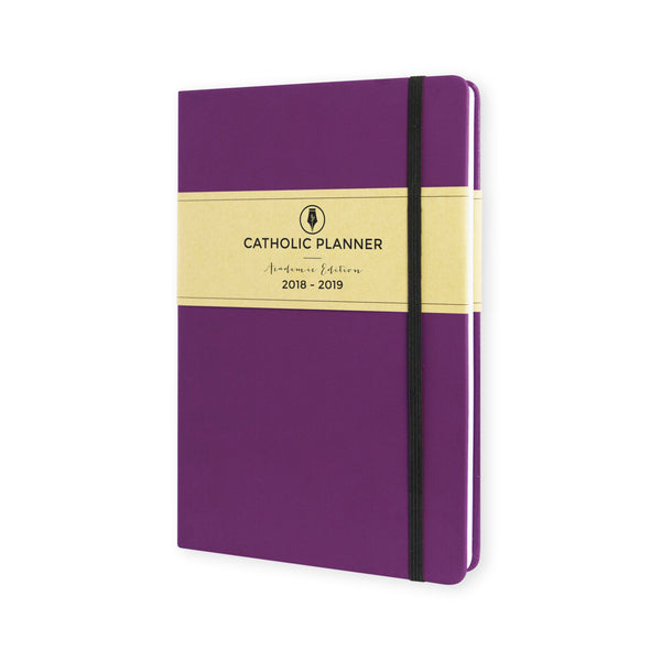 2018-2019 Catholic Planner | Academic Edition