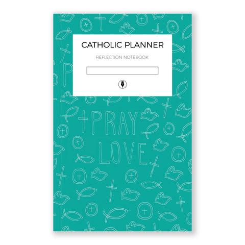 2019-2020 Academic Catholic Planner Compact