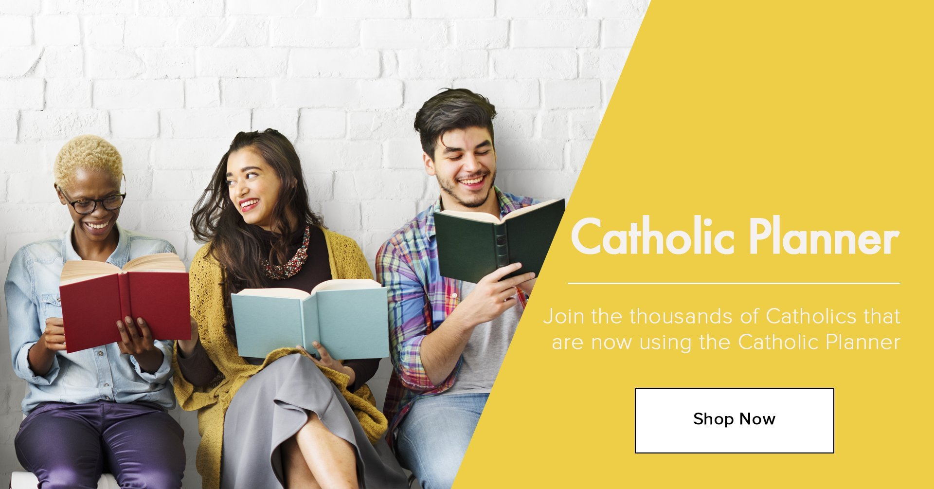 Catholic Planner | Sale