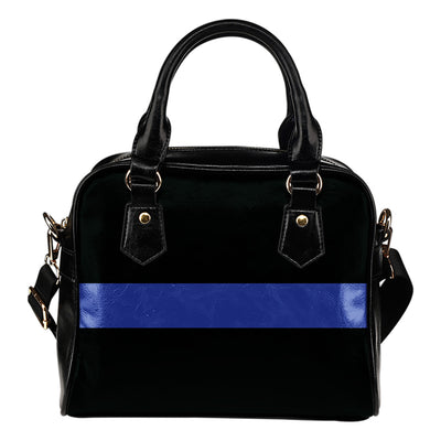 Thin Blue Line Shoulder Bag