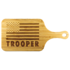 Trooper Chopping Board With Handle