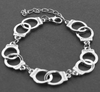 Handcuff Jewelry Set (includes all 3 pieces)