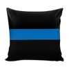 Thin Blue Line Pillow
