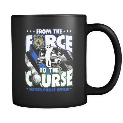 From the Force to the Course Mug