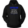 Officer, The Man, The Myth, The Legend Shirts and Hoodies