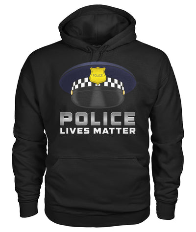 Police Lives Matter Shirts and Hoodies