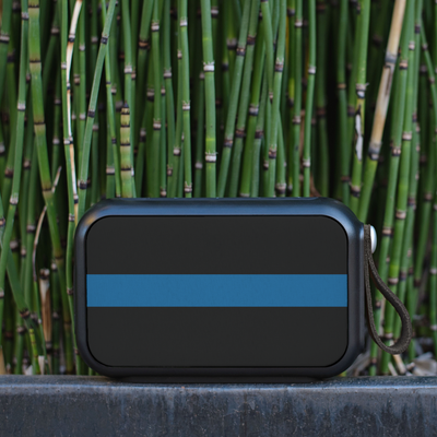 Thin Blue Line Bluetooth Speaker - 10 Watts