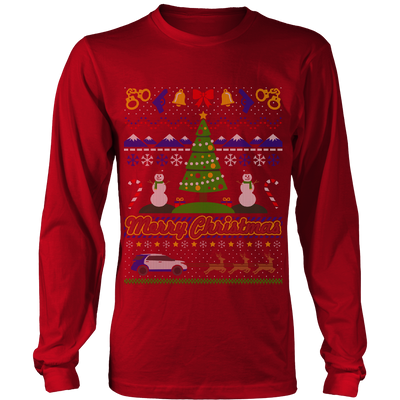 Festive Police Ugly Christmas Shirts and Sweaters