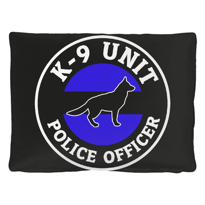 Thin Blue Line K-9 Unit Pet Bed