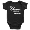 Mommy'S Favorite Backup Infant Baby Onesie Bodysuit