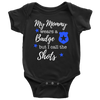 I Call the Shots Infant Baby Onesie Bodysuit - Mommy