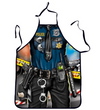 Thin Blue Line - Police Cooking Apron