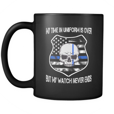 My Watch Never Ends Mug
