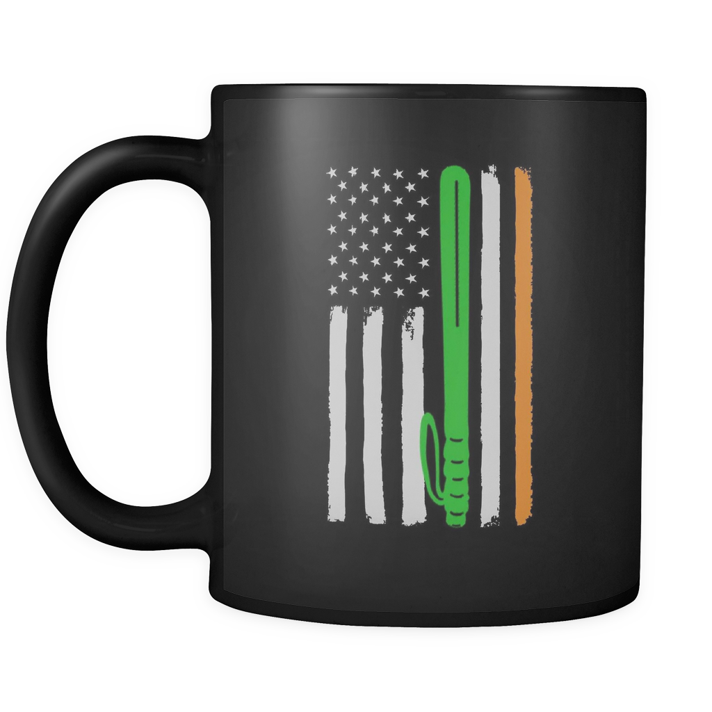 Irish Police: Irish Police Tribute Mug Or Saint Patrick's Day