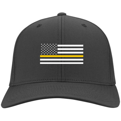 Thin Yellow Line Flag Dispatcher Hat