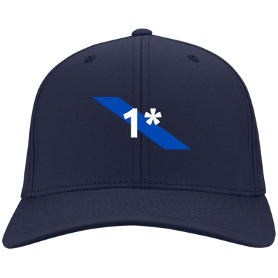 Thin Blue Line 1 Asterisk Hat