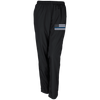 Women's Thin Blue Line Flag Sport-Tek Warm-Up Track Pants